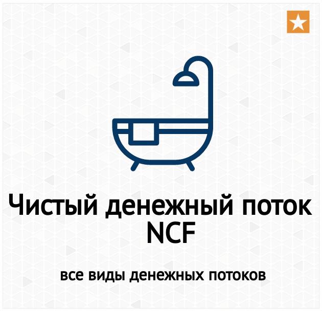 Чистый денежный поток net cash flow ncf Виды денежных потоков
