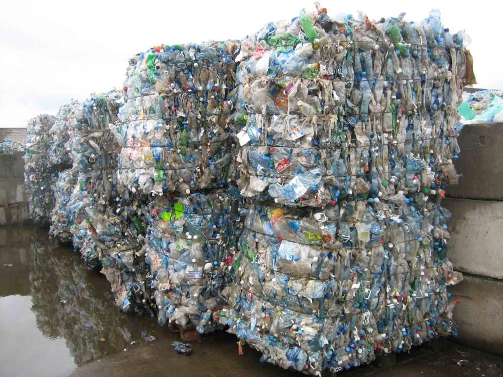 Бизнес по переработке пластика и мусора бизнес план Переработанный мусор