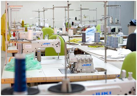 Оборудование для швейного бизнеса