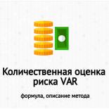 Количественная оценка риска — метод Value at Risk (VaR)