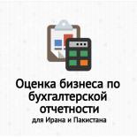 Оценка бизнеса по бухгалтерской отчетности