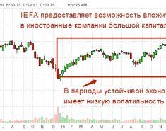 ТОП 9 ETF фондов по популярности (капитализации)