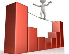 Финансовая устойчивость предприятия. Таблица. Примеры