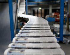Бизнес-план издания газет. Кратко. Доходность. Окупаемость