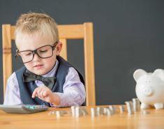 Детские накопления – инструкция для будущих миллионеров