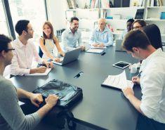 Схема организационной структуры предприятия