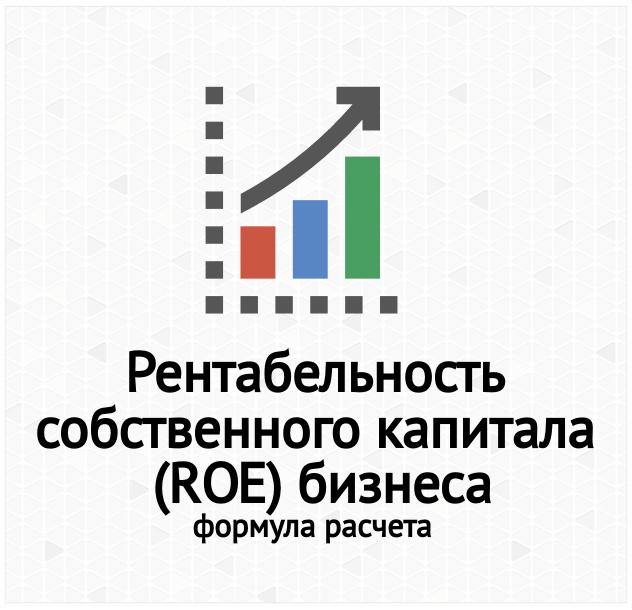 Рентабельность собственного капитала (ROE) бизнеса