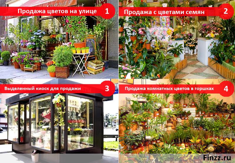 Как отрыть магазин цветов с нуля?