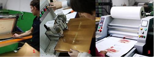 Технология изготовления бумажных пакетов
