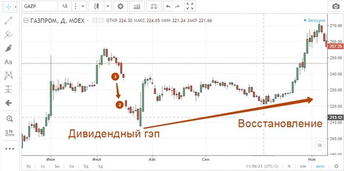 Дивидендные тактики инвестирования на российском рынке