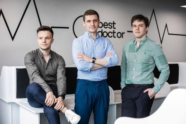 Программист и 2 медика создали цифровую платформу для ДМС и привлекли инвестиции на 4,5 миллиона долларов