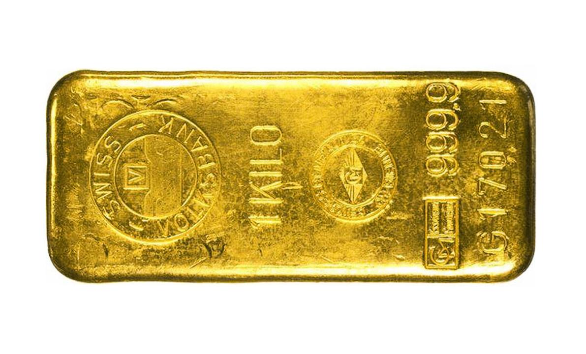 Самый выгодный вариант инвестиций в золото