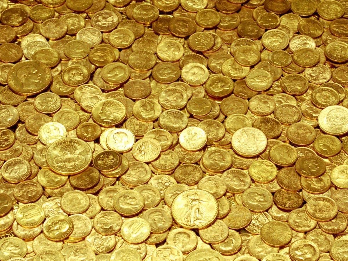 Копить деньги и покупать золотые монеты - хорошее ли это наследство для ребенка?