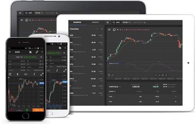 Just2Trade дает возможность инвестировать в опционы