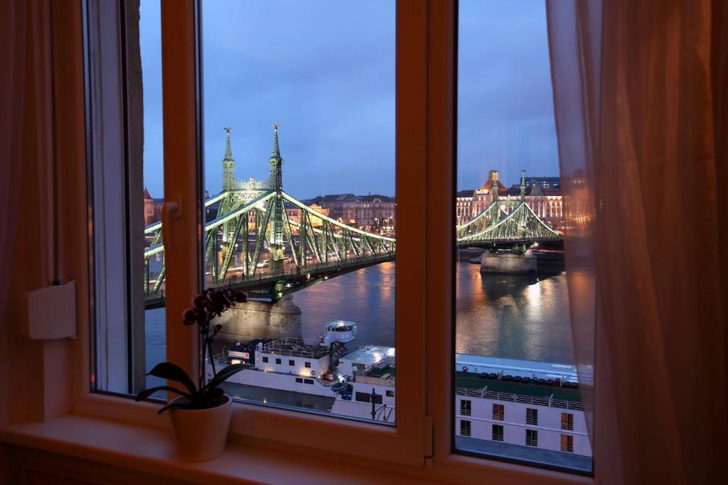 В столице Венгрии один из самых высоких показателей доходности от аренды