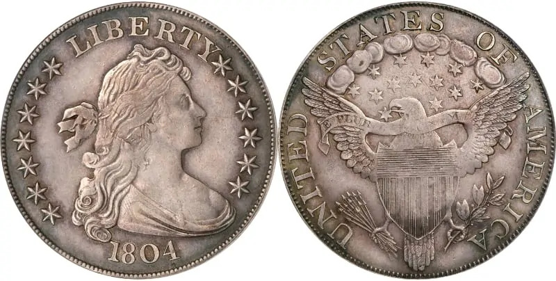 Silver-Dollar-Class-1-1804-The-Watters-Childs-Specimen